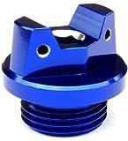 Kawasaki Oil Fill Cap Plug (BLUE) KFX450R KLX450R KX250 KX250F KX450F