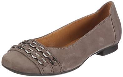 Gabor Shoes 4411013, Damen Ballerinas, Grau (fumo), EU 40.5 (UK 7)