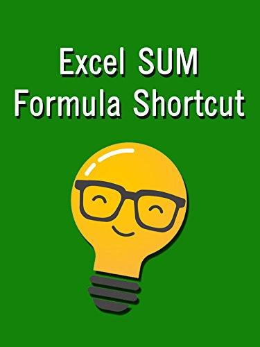 Excel Sum Formula Shortcut