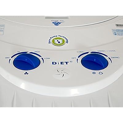 Symphony Diet 22T 22-Litre Air Cooler (White)