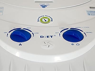 Symphony Diet 50T 50-Litre Air Cooler (White)