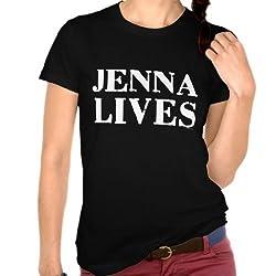 Awkward.: Jenna Lives Tee - Girls