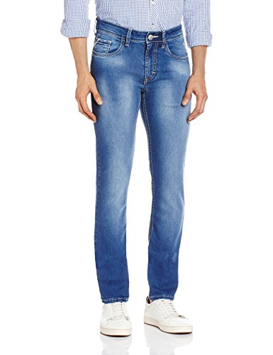 Flying-Machine-Mens-Michael-Tapered-Fit-Jeans