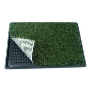 """Pet Potty Dog House Park Patch Mat Indoor Trainning Pad 25.5"""" X 20"""" X 2"""" front-832940"""