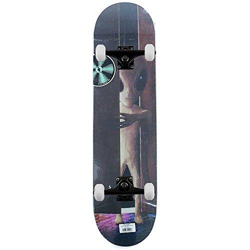 alien-workshop-skateboards-one-off-besucher-turdurchgangs-slick-complete-skateboard-multi-203-cm