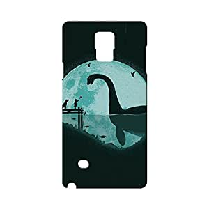 G-STAR Designer Printed Back case cover for Samsung Galaxy Note 4 - G0472