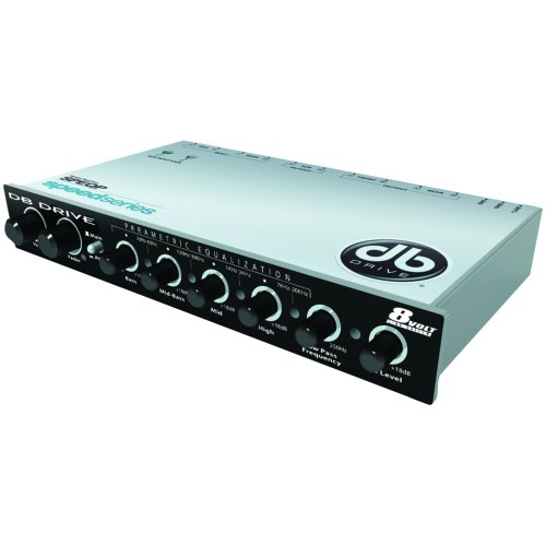 Db Drive Speqp Speed Parametric Equalizer