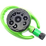 Generic Random : 1 Sets(2 Pcs) Newest Multifunction 9-function Sprinkler And Quick Connector Lawn Agricultural...