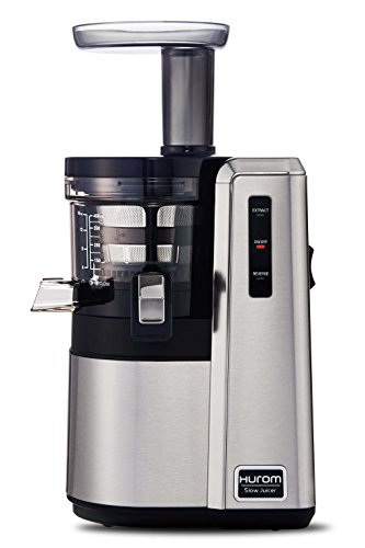 HUROM HZ Slow Juicer, Silver (Blender Hurom compare prices)