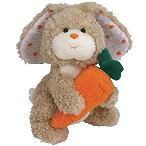 TY Beanie Baby - VEGGIES the Bunny