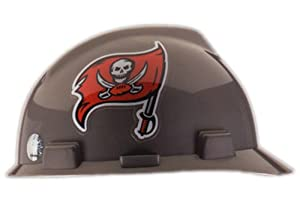 MSA Safety Works NFL Hard Hat, Tampa Bay Buccaneers by MSA Safety Works