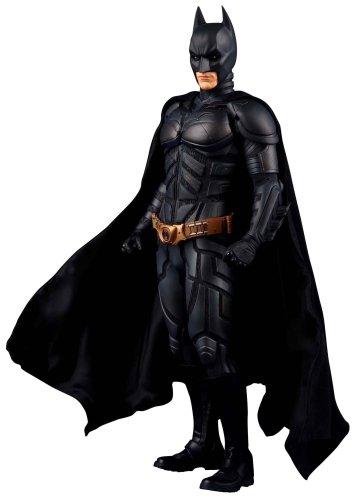 Batman The Dark Knight Movie Medicom 12 Inch Real Action Heroes Collectible Figure Batman with Dark Knight Armor