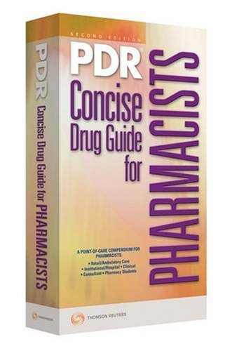 pdr-concise-drug-guide-for-pharmacists-2009-by-physicians-desk-reference-2008-09-01