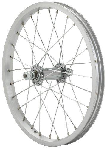 Avenir 28H Alloy 16 Inch x 1.50 Inch Front Wheel, Silver