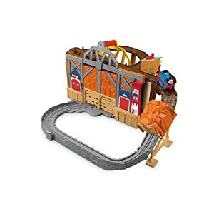 41yScAm3LPL. SL500 AA300  Take Along Thomas Playsets Your Child Will Love!