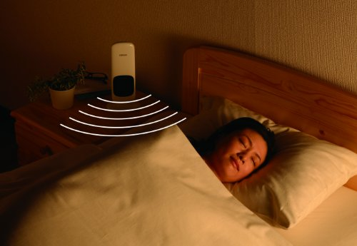 オムロン 睡眠計 HSL-101【ウェルネスリンク対応】