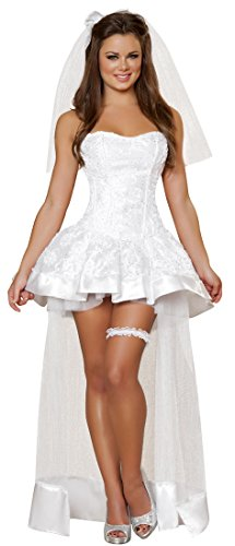Beautiful Bride Adult Costume - Womens Large (10)