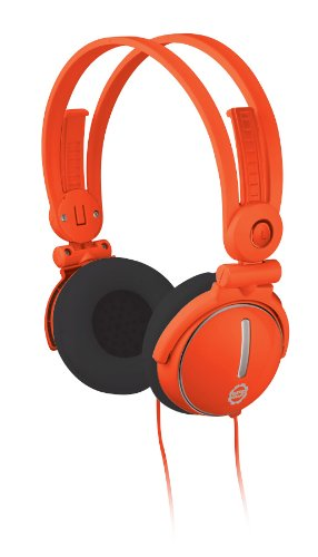 Kidz Gear Volume Limit Fold-Flat Travel Headphones
