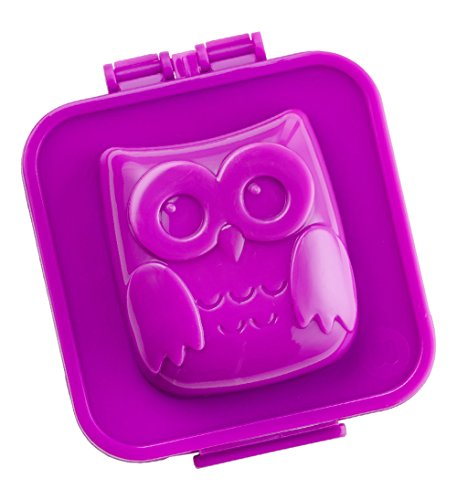 Egg Maker Mold - Owl Shape