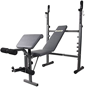 Body Champ Mid-Width Weight Bench