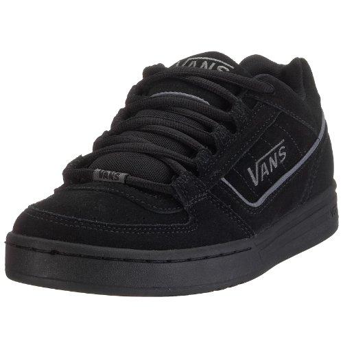 B000ZGXD8A - Vans Malone, Baskets mode homme - noir/logogris, 40.5 ...