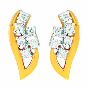 D'damas Diamond Earring DDE01981