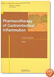 Pharmacotherapy of Gastrointestinal Inflammation (Progress in Inflammation Research)