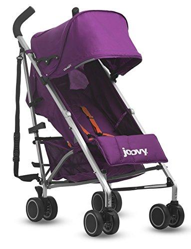 Joovy Groove Ultralight Umbrella Stroller, Purpleness