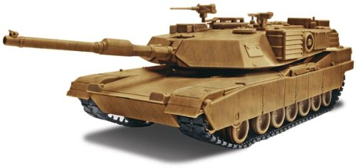 Revell Abrams M1A1 Plastic Model Kit (Plastic Models compare prices)