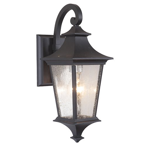 Craftmade Z135411-Led Argent Ii 1 Light Outdoor Small Wall Sconce,Midnight