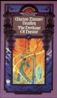 The Heritage of Hastur (A Darkover Novel), Marion Zimmer Bradley
