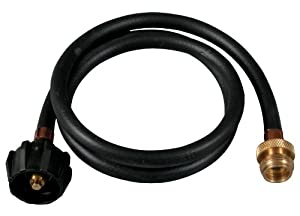 Char-Broil 4-Foot Hose and Adapter by Char-Broil