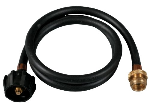 Char-Broil 4-Foot Hose and Adapter (Propane Bbq Hose compare prices)