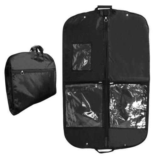 Hangerworld - Borsa porta abiti da viaggio in Nylon (137 cm)
