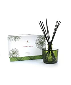 Thymes Frasier Fir Reed Diffuser Set - 7.75oz