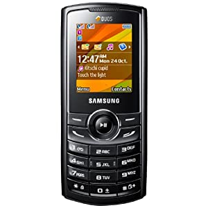 Samsung Hero GT-E2232 (Black)