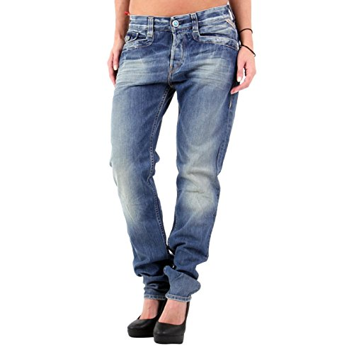 Replay -  Jeans  - Donna blu