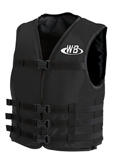 マリンスポーツ用ライフジャケット O-1型ブラック TYPE-F船舶検査対応 国交省認定品