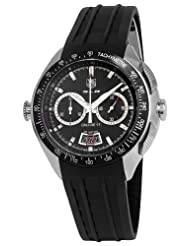 TAG Heuer Men's CAG2010FT6013 SLR Mercedes Benz Calibre Black Dial Watch