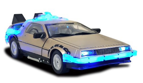 Back to the Future: Time Machine Mark I Car