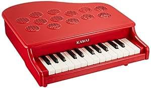 KAWAI ミニピアノ P-25 (ローズレッド)