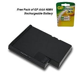HP Compaq Presario 2528CL Laptop Battery - Premium Powerwarehouse Battery 8 Cell