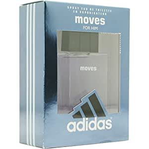 Adidas Moves By Adidas Edt Spray 50.27 ml