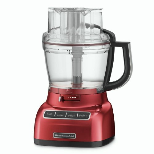 KitchenAid KFP1333GC 13-Cup Food Processor with ExactSlice System - Gloss Cinnamon (Kitchen Aid Food Processor Mini compare prices)