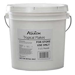 Aqueon 100106035 Tropical Flakes, 3-Pounds