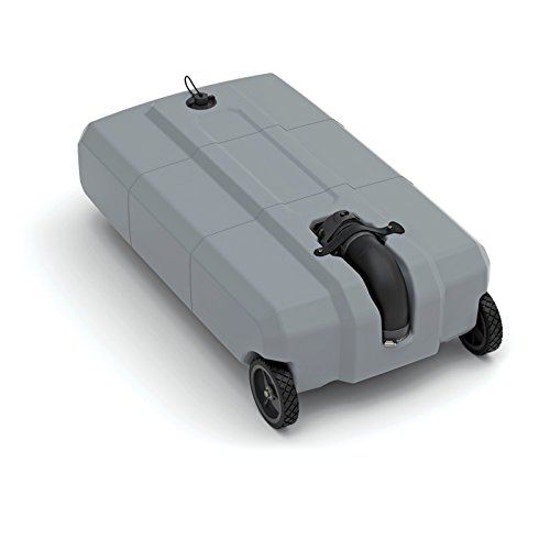 Thetford SmartTote2 Portable Waste Tote Tank 40503, 2 Wheels - 35 Gallon Capacity (35 Gallon Water Tank compare prices)