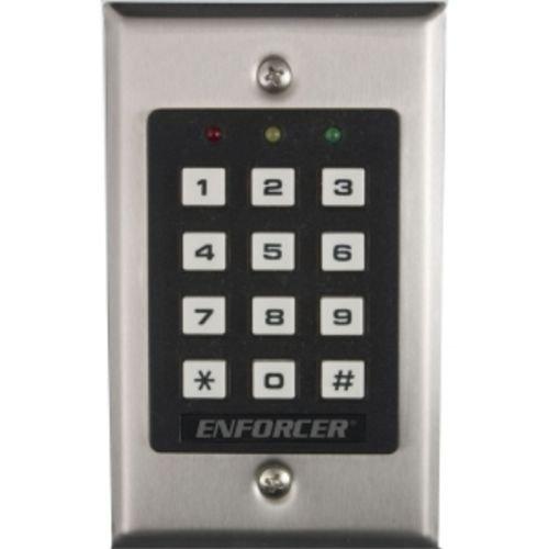 Seco-Larm Enforcer Access Control Keypad, Indoor (Sk-1011-Sq)