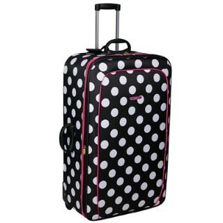 Dunlop Printed Suitcase