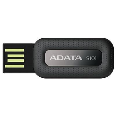Adata S101 8 GB Flashdrive (Black)