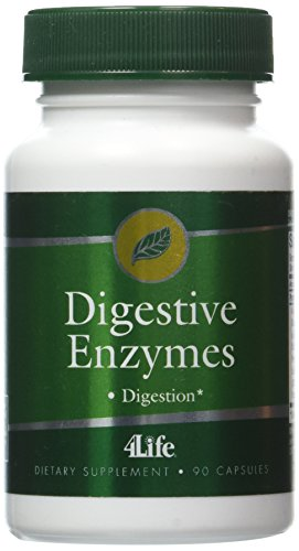 Digestive Enzymes by 4Life (90 capsules)